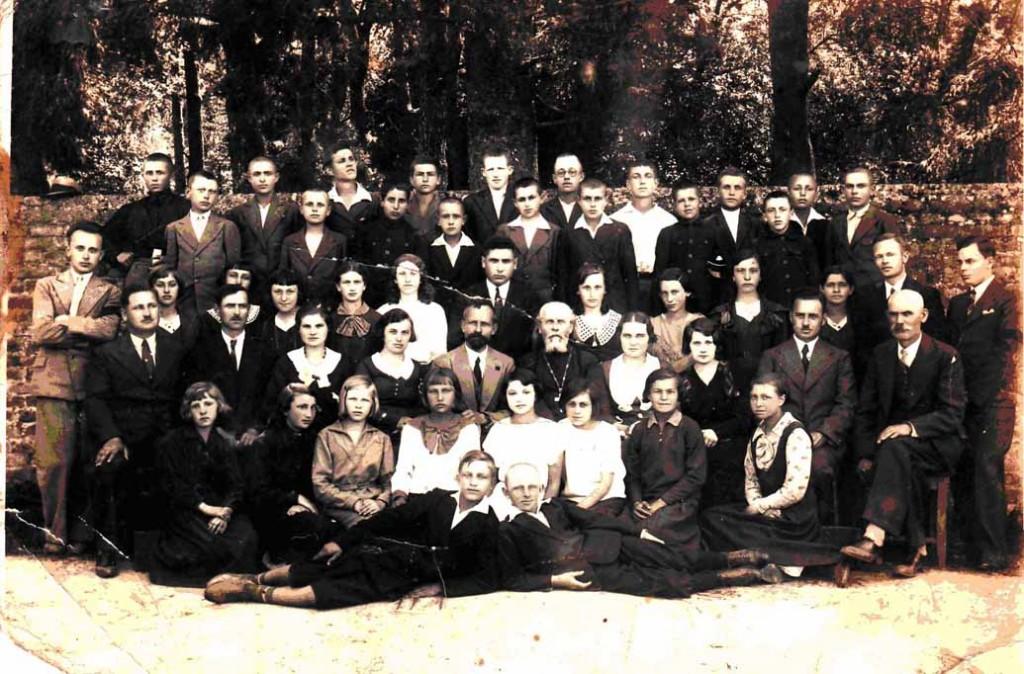 Вчителі польської семикласної публічної загальної школи