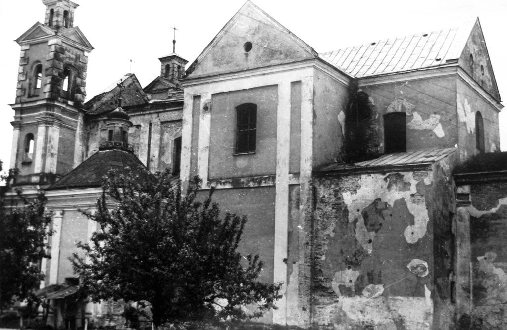 Фото Свято-Троїцький костел у Берестечку